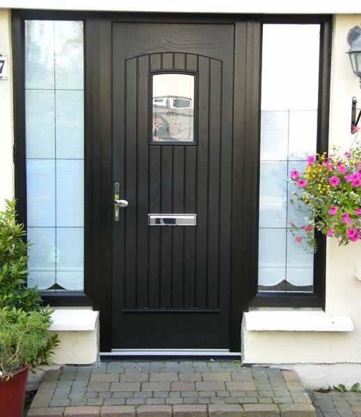 Picture of Exterior Composite Door